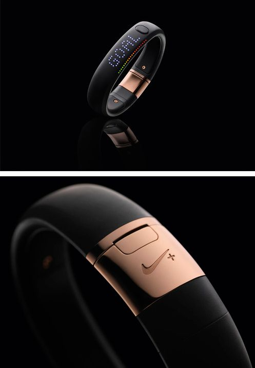 The Nike FuelBand SE Goes For the (Rose) Gold With the METALUXE Collection