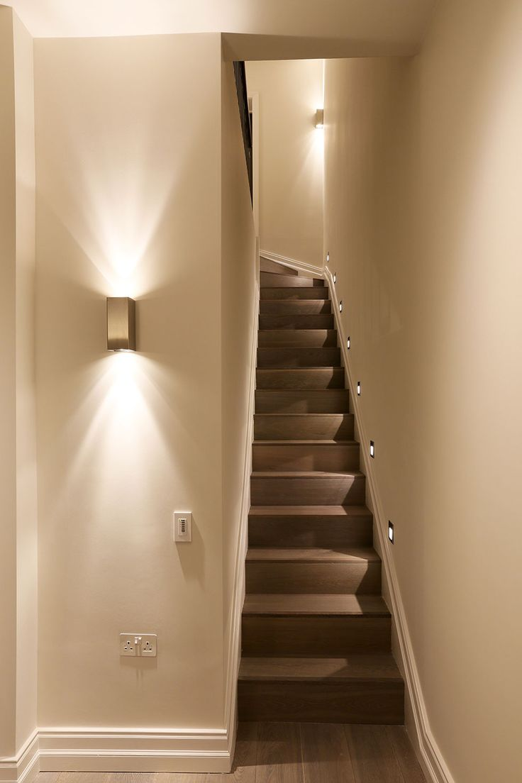 Wall Sconce Basement Stairs : Best 20+ Stair lighting ideas on Pinterest Led stair lights, Strip lighting and Stairs