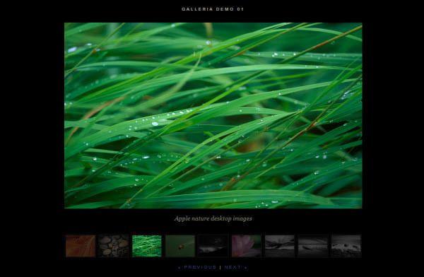 jQuery Image Galleries & Sliders – Best Of - Hongkiat