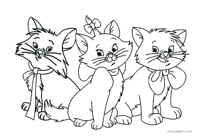 Dog And Cat Coloring Pages Printable Cat And Dog Coloring Pages Free