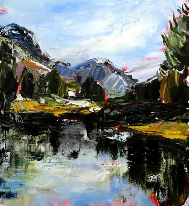 Reflected Scape | Craig Waddell