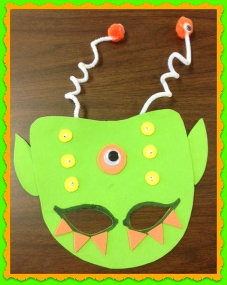 17 best images about craft masks on pinterest horton for Mask craft for kids