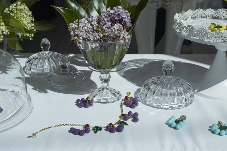 Bijou jewels from Japan - in alice McCALL boutiques now!