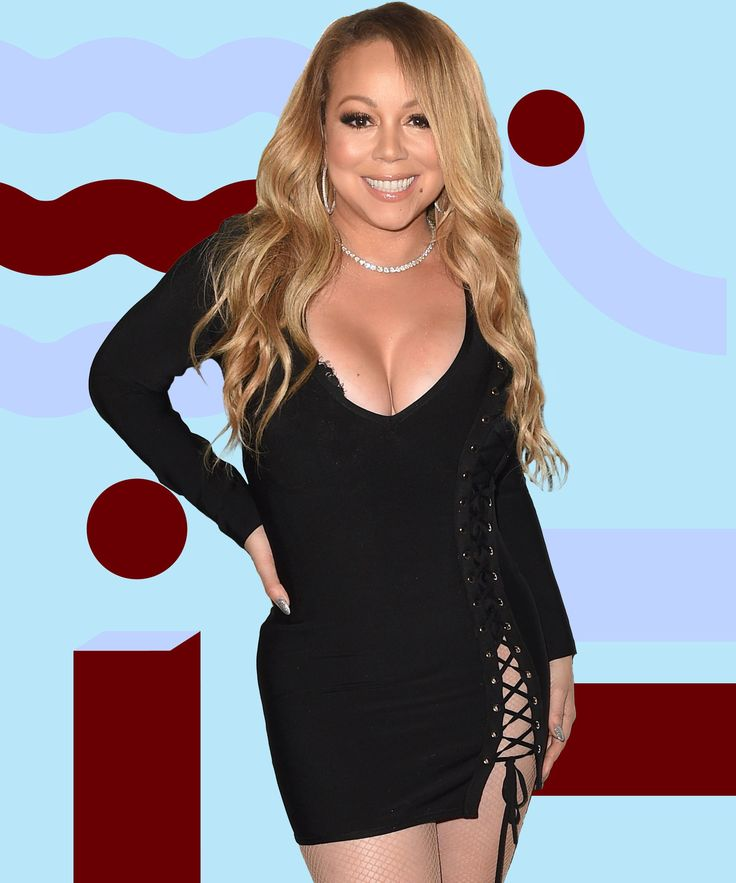 "Mariah Carey Talks To R29 About ""I Don't"" & Her Best Breakup Advice+#refinery29"