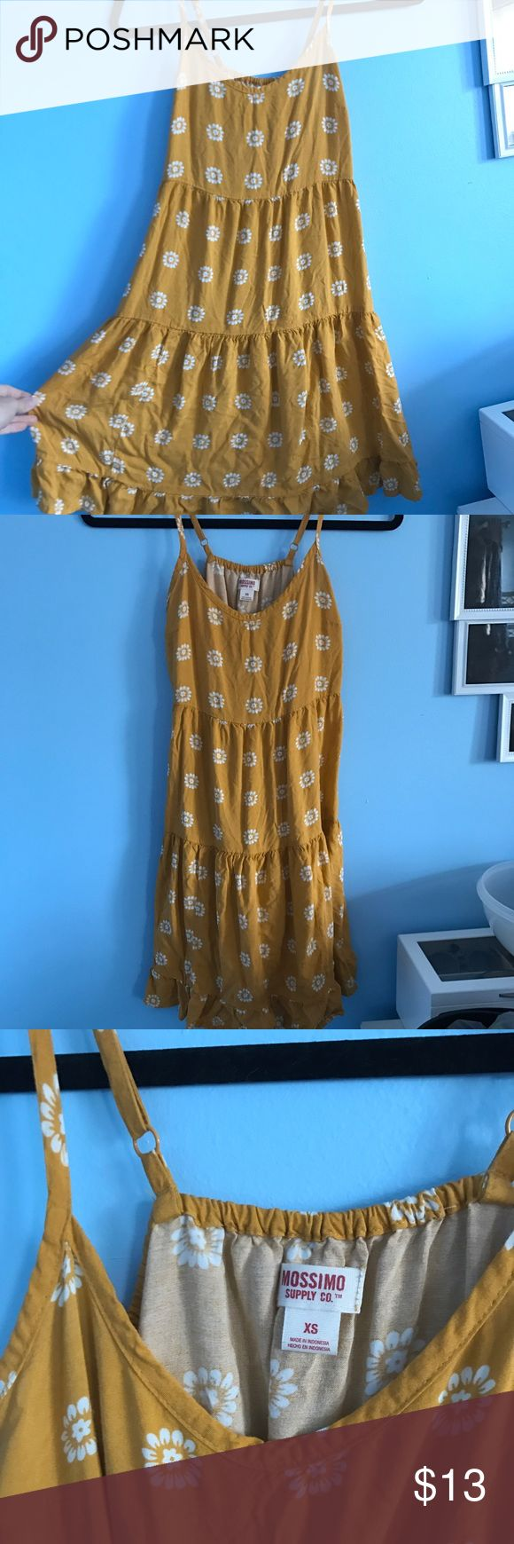 Mossimo Supply Co. dress Excellent condition! Super cute Mossimo Supply Co Dresses