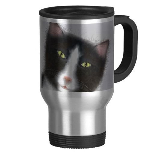 Tuxedo cat on your coffee mug http://www.zazzle.co.nz/products_with_tuxedo_cat_images_mugs-168993752348803576