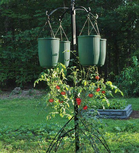 80 best milk crate garden images on pinterest for Vegetable garden planters