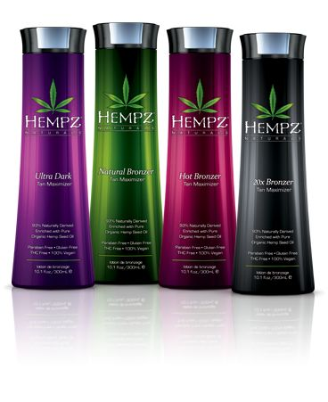 Hempz Bronzers Love these! I have the purple one