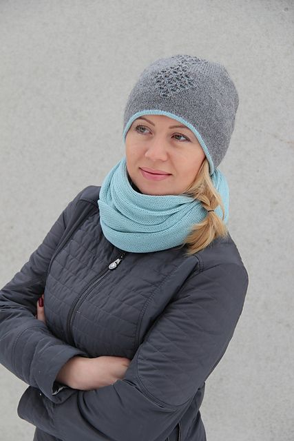 Ravelry: svetaknit's Three Diamonds Double Hat