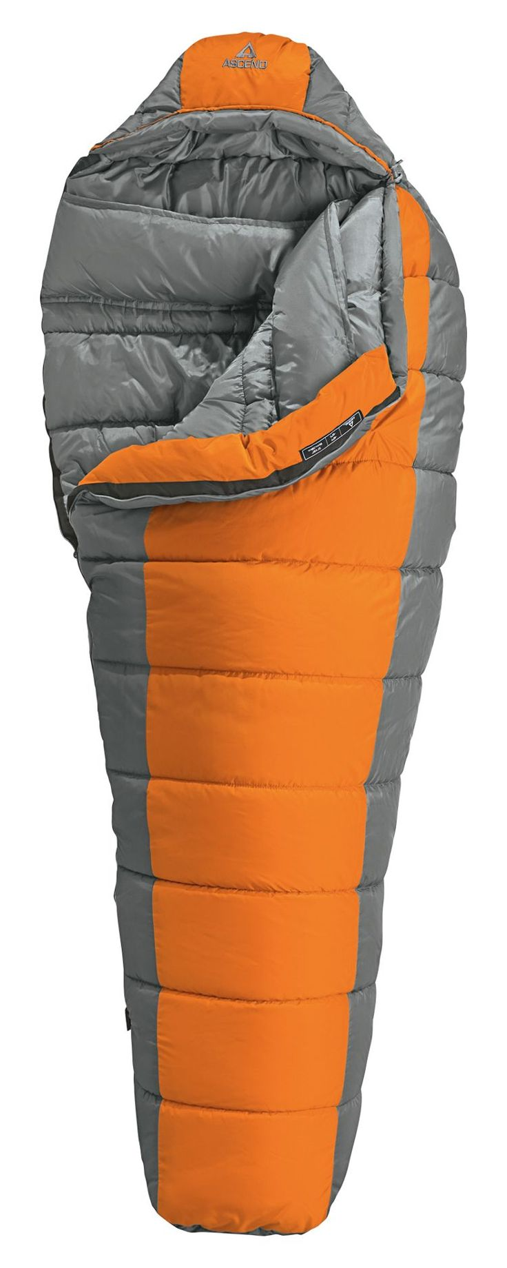 Ascend™ -40º Mummy Sleeping Bag | Bass Pro Shops // Knowing Brydon and his extreme outdoor habits... we're gonna need to need two of those... winter camping here we come *sigh* i have the worst circulation...