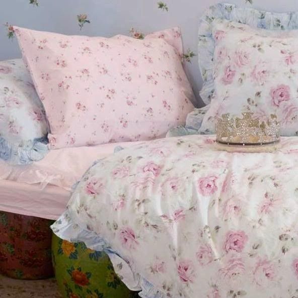 shabby chic rachel ashwell bedding and duvet covers fabric and pillow shams we carry a variety of shabby chic and shabby cottage style bedding and vintage