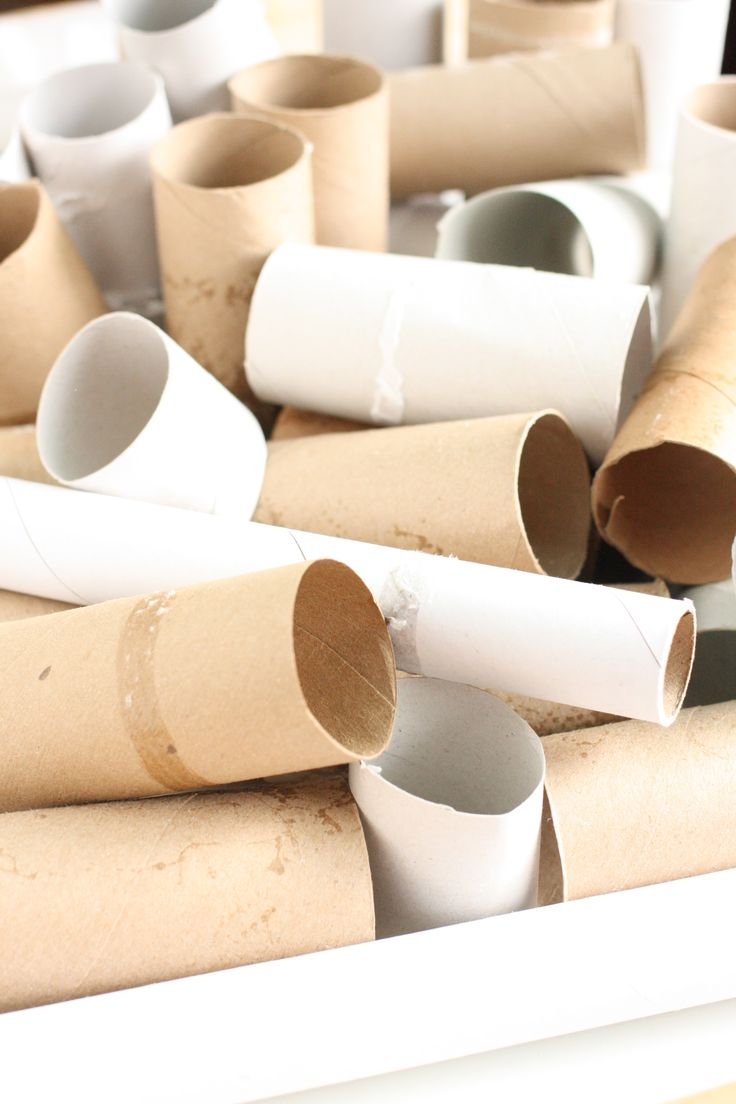 22 thing to make with cardboard tubes toilet paper kid for Tissue tube crafts