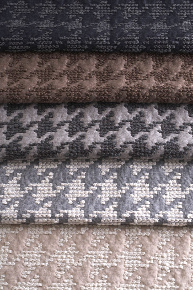 Decor de Paris - Houndstooth Fabric