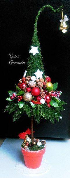 Whimsical tree decoration
