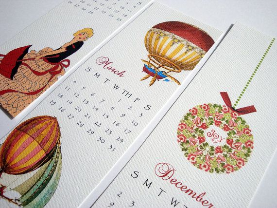 Best Design  Calendars Images On   Planners
