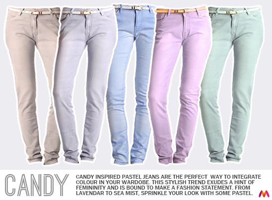 Google Image Result for http://stylemynt.com/wp-content/uploads/2012/04/pastel-jeans2.jpg