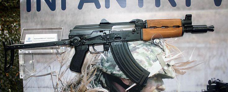 Automati Zastava M92 i M85 u SAD se prodaju kao pištolji http://www.personalmag.rs/blog/automati-zastava-m92-i-m85-u-sad-se-prodaju-kao-pistolji/