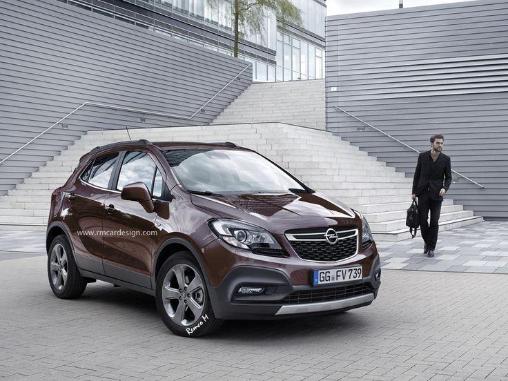 Facelift Opel Mokka bzw. neue Modellversion: Mokka X - Seite 9 - Allgemeine Themen - Opel Mokka Forum
