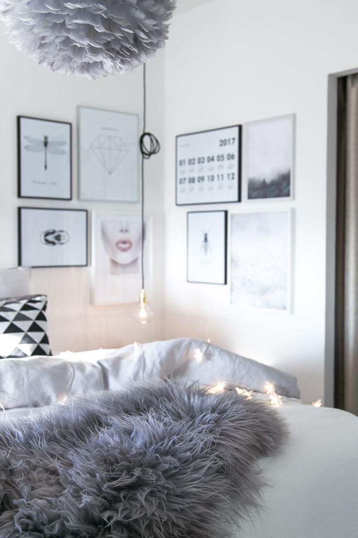 Nordic soft bedroom