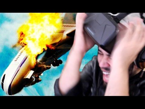 In A Plane Crash In VIRTUAL REALITY! | Oculus Rift DK2 Gameplay - http://www.flickr.com/photos/132985713@N07/19778573143/