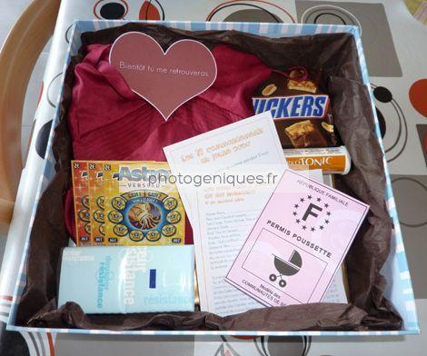 La boîte de papa (cadeau DIY pour les nouveaux papas) - article photogeniques.fr [boîte à papa, daddy box]