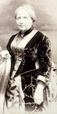 Empress Dona Teresa Cristina of Brazil, nee Bourbon Siciles