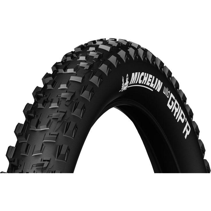 Cubierta de MTB Michelin Wild Grip'r (650b) - Cubiertas MTB