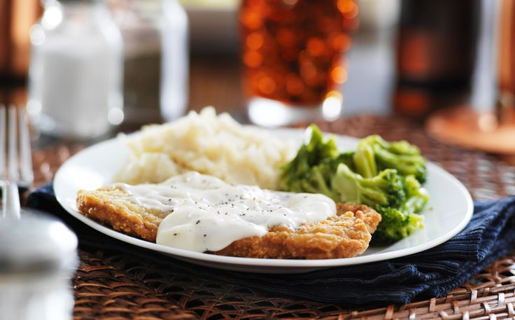 Receta: Chicken Fried Steak