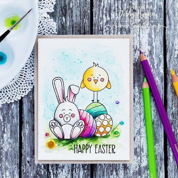 Some Bunny: Simon Says Stamp Card Kit Reveal and Inspiration!