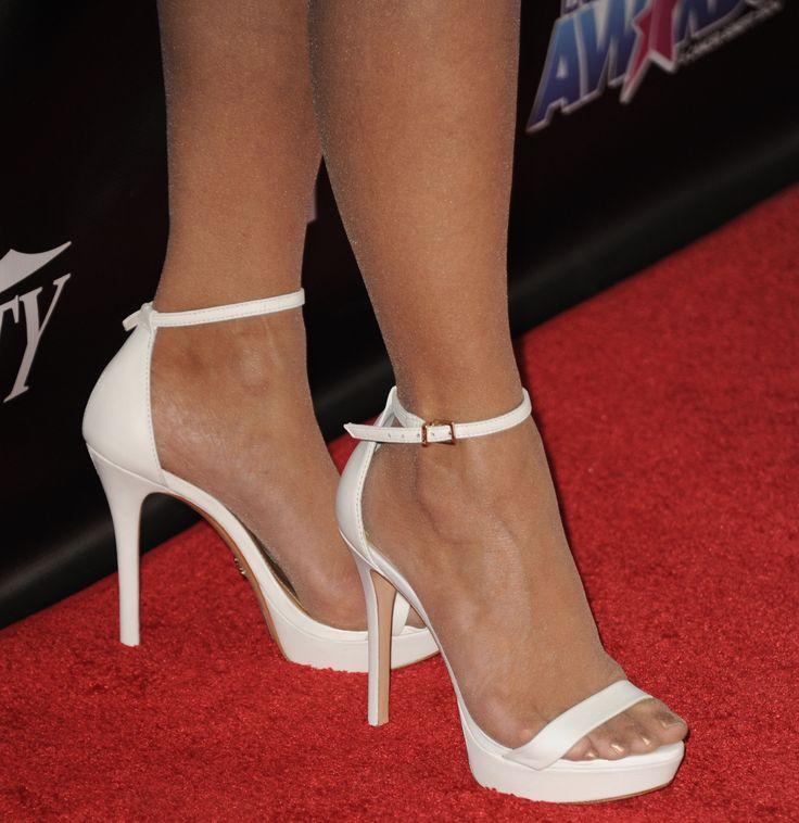 Paula Abdul's Feet