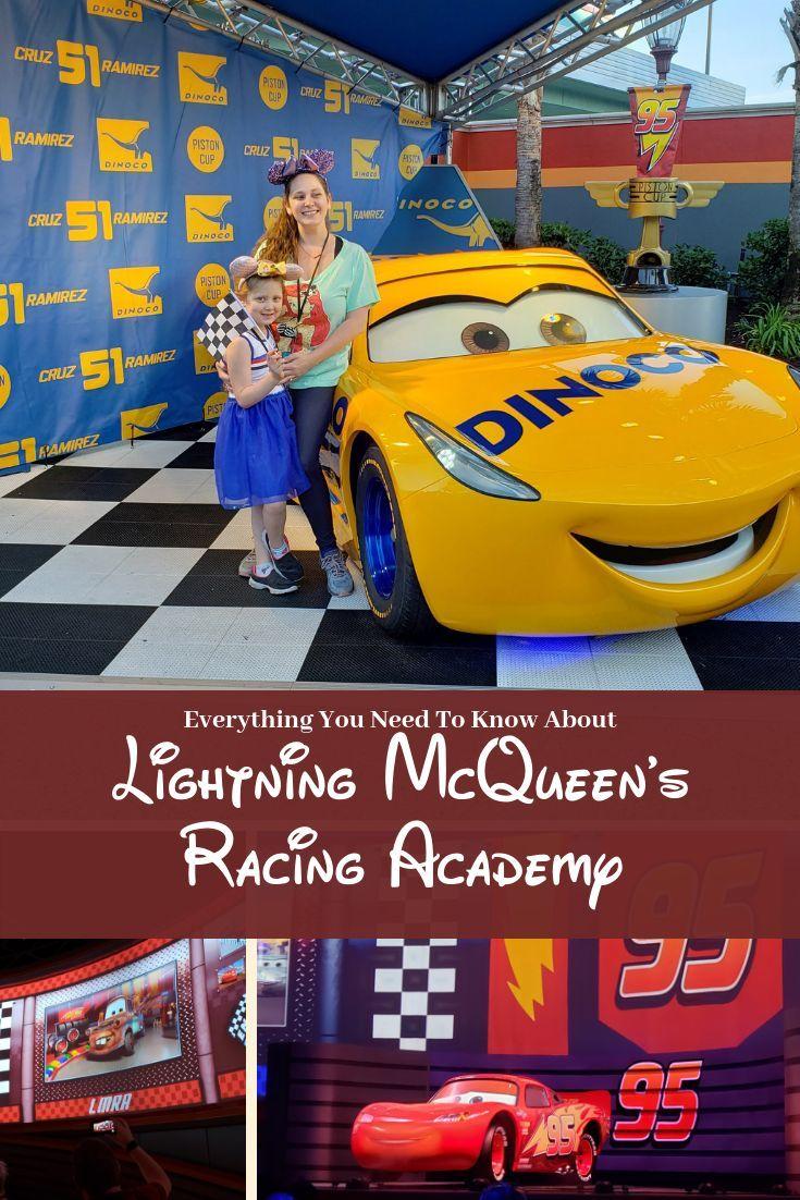 Lightning Mcqueen S Racing Academy The Coffee Mom Hollywood Studios Disney Hollywood Studios Lightning Mcqueen