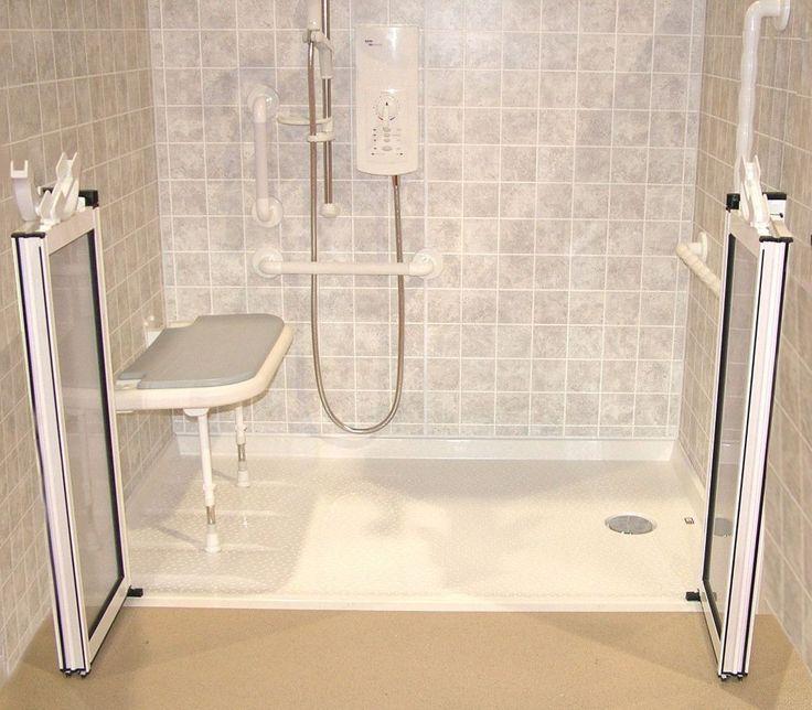 Handicap Bathroom Showers: 1000+ Ideas About Handicap Bathroom On Pinterest