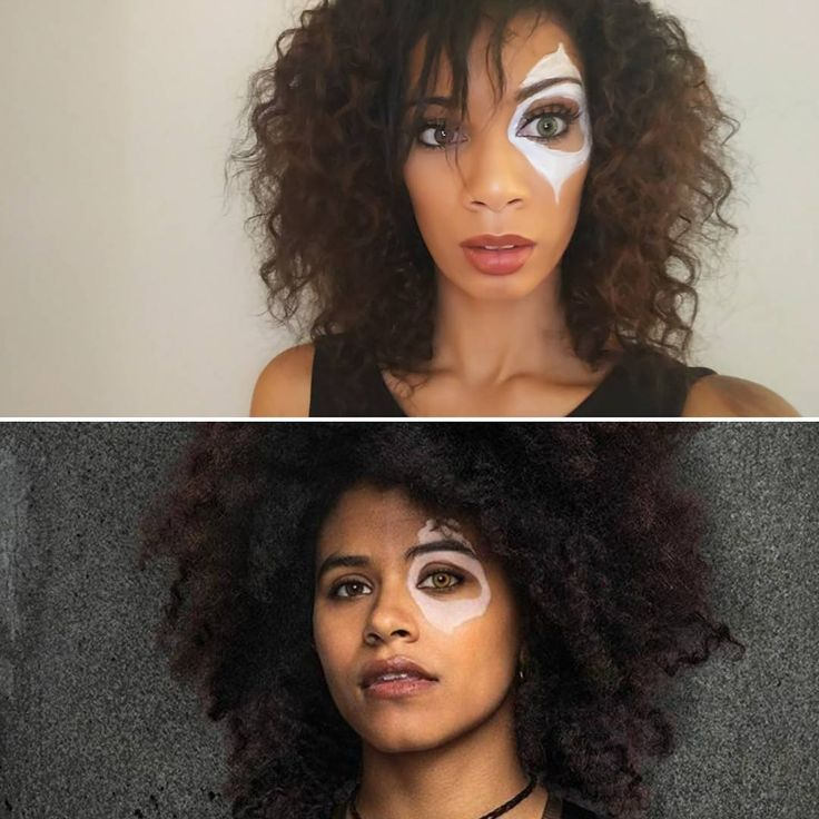 #wcw number 2! Theres no way I was just picking out one bad ass female  @zaziebeetz hasn't even made her debut yet and I'm already obsessed. If you haven't watched Atlanta yet do yourself a favor and get on that show! I was already stoked about deadpool 2 and she makes me even more ready  .. #cosplay #cosplayer #cosplaygirl #cosplaygirls #girlswhocosplay #blackgirlcosplay #cosplayphoto #cosplaysidebyside #Domino #dominocosplay #deadpool #deadpoolcosplay #deadpool2 #zaziebeetz #marvel…