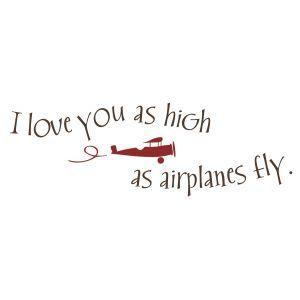 airplane boy room ideas