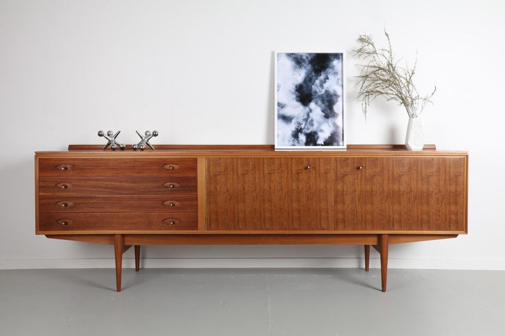 ARCHIE SHINE 'HAMILTON' SIDEBOARD / Mr. Bigglesworthy - Mid Century Modern and Designer Retro Furniture