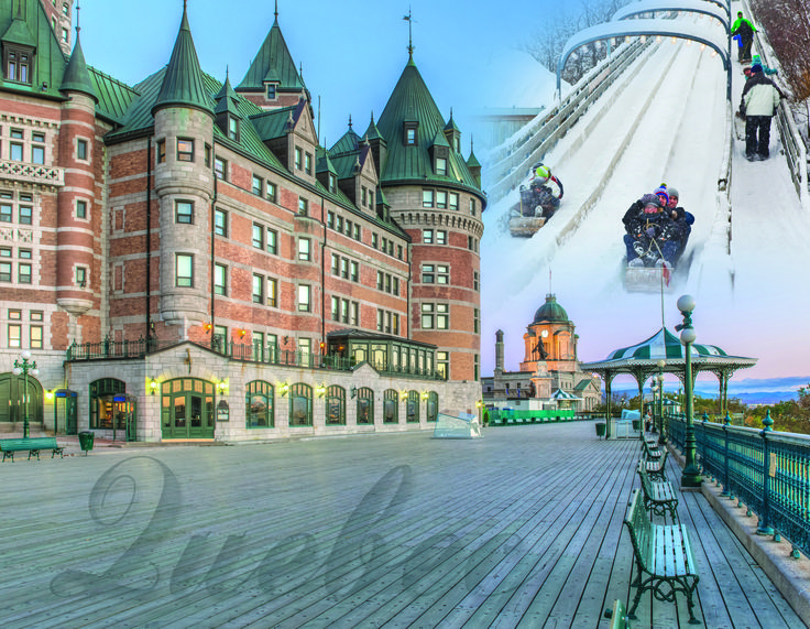 Quebec's many attractions
