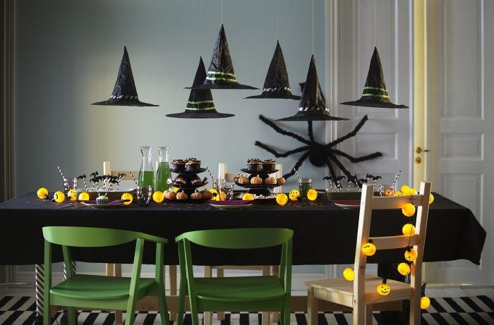 Halloween a tavola