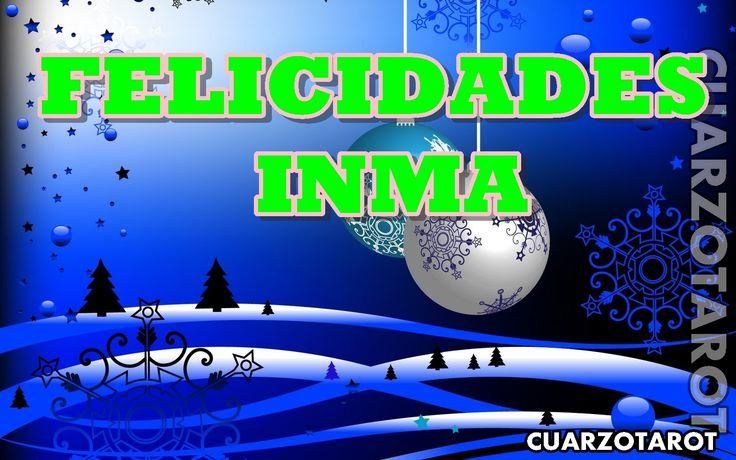 FELICIDADES INMA!!!  . https://www.cuarzotarot.es/