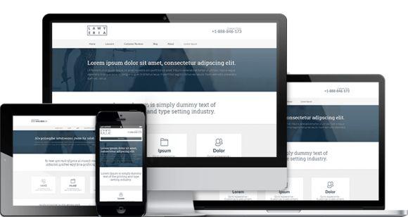 Lawyeria - Attorney WordPress Theme by ThemeIsle on Creative Market