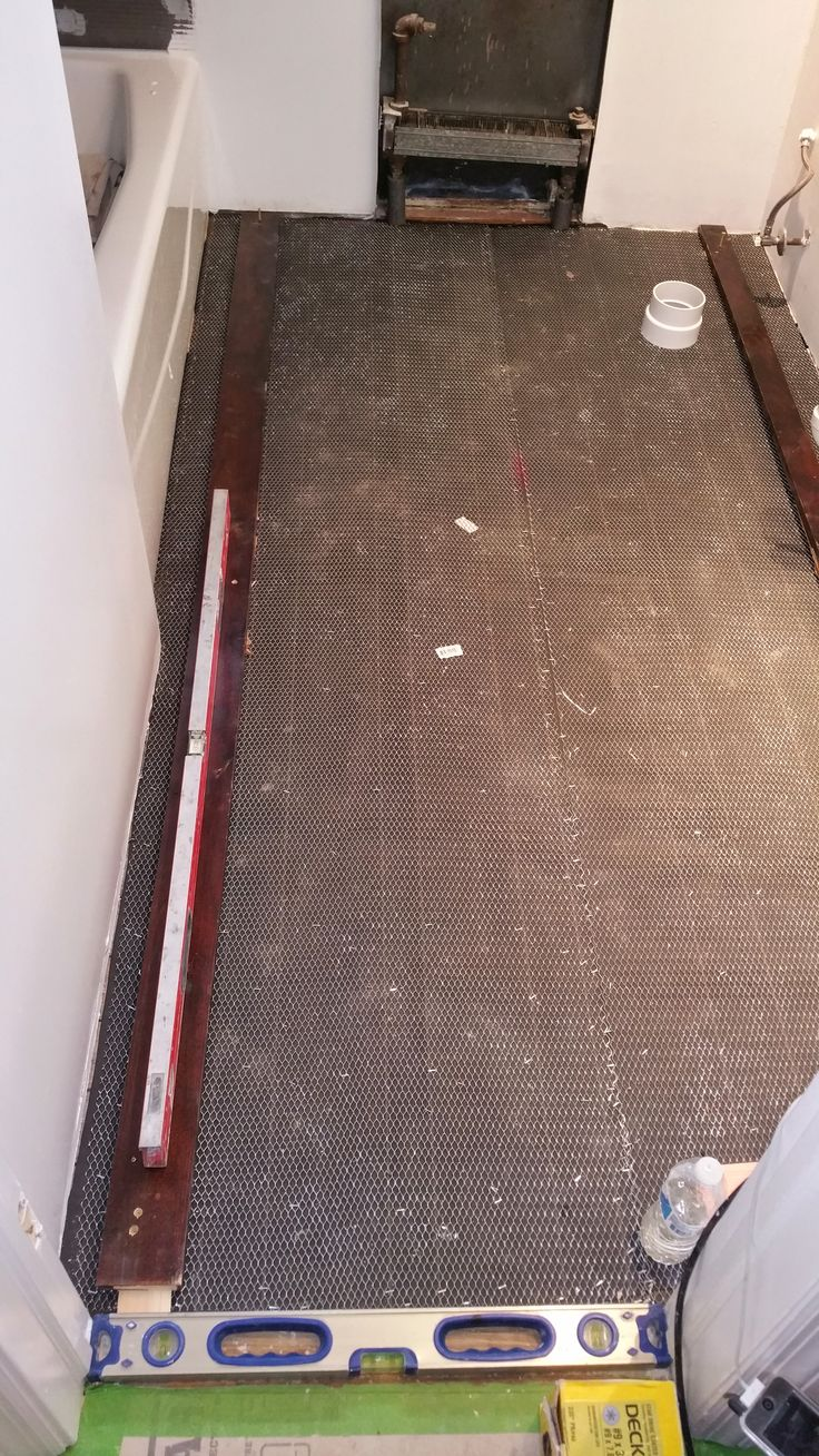 Best Shower Systems Images On Pinterest - Unlevel basement floor
