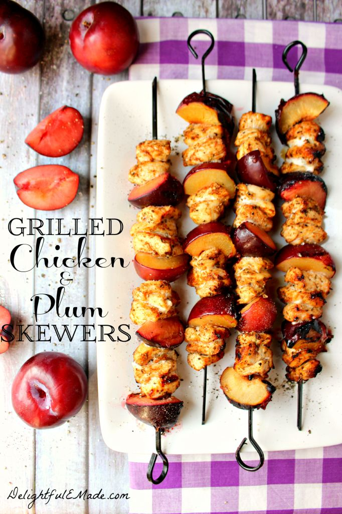Surprise Your Fit Friends With These Healthy Skewers