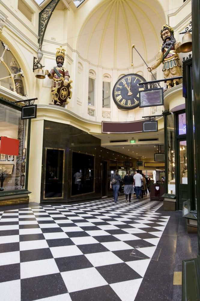 Melborune Shopping Mall