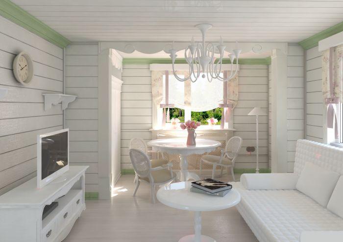 Мебель для гостиной (прованский стиль)– 2