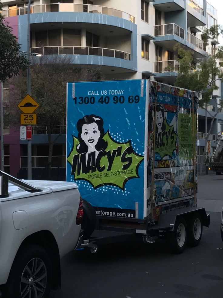 Thought about long term storage Rhodes, but don't know what to do? Macy's Mobile Self Storage has the best solution for you.