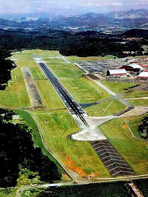 Howard AFB Panama - I lived here as a kid.  My father was killed in a plane crash here when I was 5.  I returned many times, as a USAF flight crew member. I miss this place most of all.