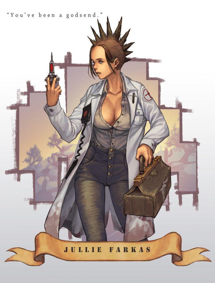 Penett,Fallout,фаллаут приколы,фэндомы,Fallout art,Fallout New Vegas,Julie Farkas