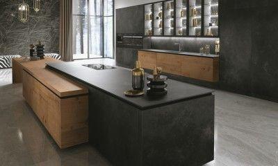 Cucine moderne WAY MATERIA Snaidero 02   Keuken in 2019 ...