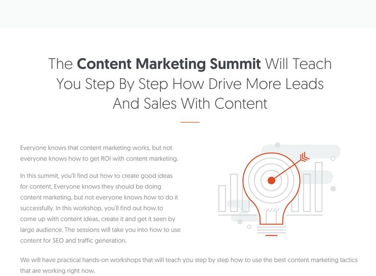 Neil Patel's Advanced Content Marketing Summit https://www.evernote.com/Home.action#n=0138dad7-f281-41c7-926f-92244707f730