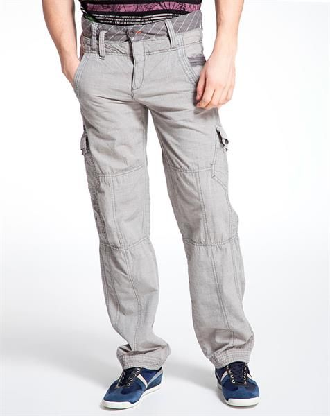 Модные летние штаны сшить