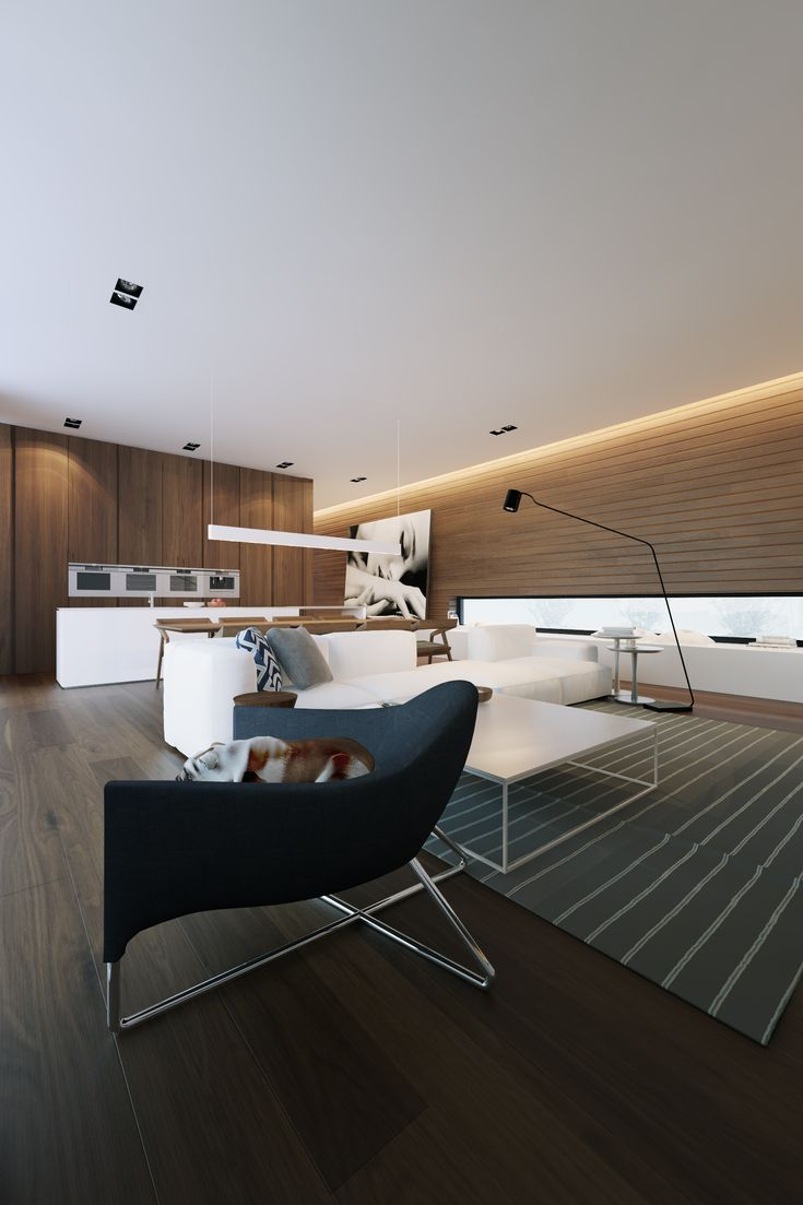 Weekend house | Line
